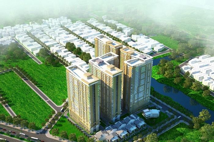 Tổng quan về dự án căn hộ City Gate 2