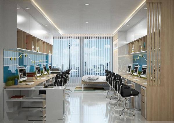 Mô hình officetel bất động sản