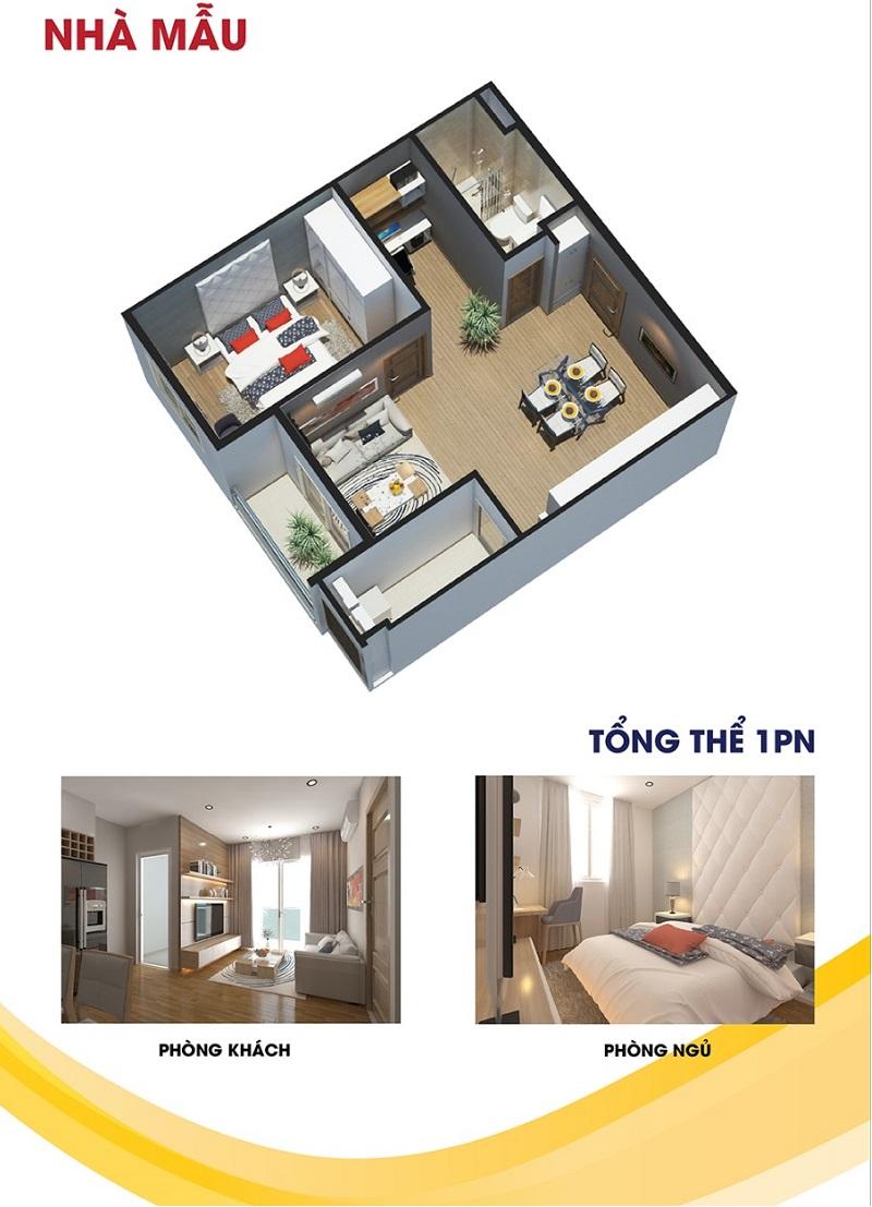 thiết kế ngon căn hộ city gate 3