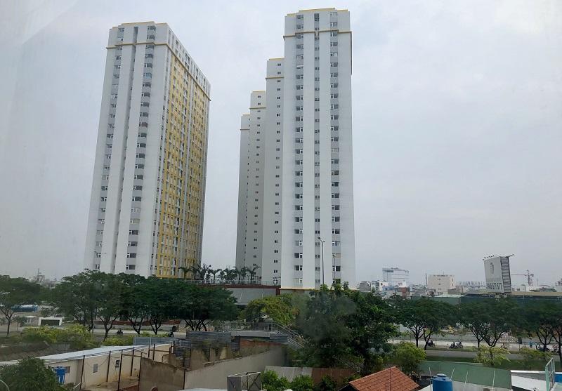 dự án căn hộ city gate