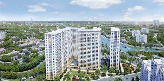 dự án căn hộ City Gate 2 quận 8