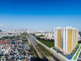 Căn hộ City Gate Tower mặt tiền Võ Văn Kiệt